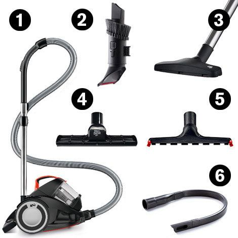 CP24 Black + AQUAclean Window Vac