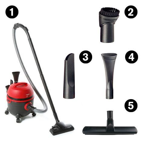 Factory wet & dry vacuum cleaner