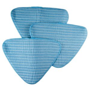 Micro fibre cleaning cloth kit 0318022 (3 units) for AQUAclean steam cleaner, Factory steam cleaner