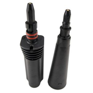 Punktstrahldüse und Zubehöradapter 0388005 für den Dirt Devil Vapormate