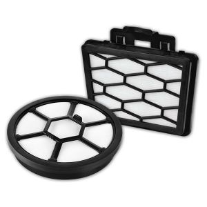 Filter kit 2325001 (dual-motor protection filter, exhaust filter) for Dirt Devil Yazz / 1.1 / 2.1 / 3.1 2325001 (Dual Motorschutzfilter + Ausblasfilter (Hepa)) für den Dirt Devil YAZZ / 1.1 / 2.1 / 3.1