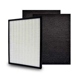 Filterset 0250022 ( 1 HEPA-Filter, 2 Karbonfilter)