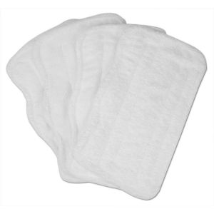 micro-fibre cleaning cloth set 0333001 4-piece for Dirt Devil Shark steam cleaner