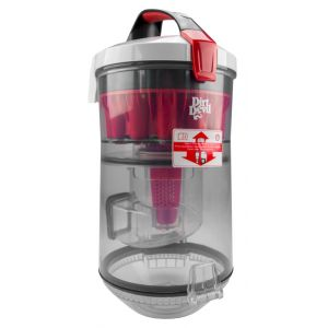 Dust Container 5510005 for Dirt Devil Infinity Rebel 51