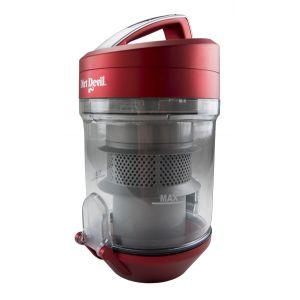 Staubbehälter 5010105 für Infinity V12 soft touch red