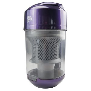 Dust container 5050005 purple for Dirt Devil Infinity Excell Proxima