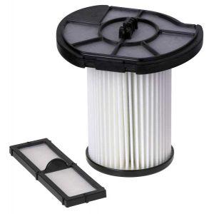 Filterset 1882022 (Lamellen-Zentralfilter, Vorfilter, Motorschutzfilter) für den Dirt Devil Centrixx / Classic, CPR, XL