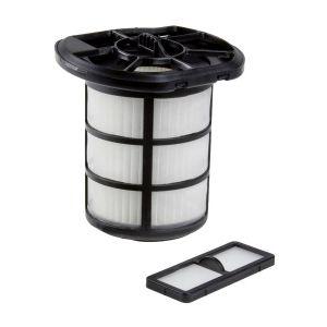Filterset 1888002 (Lamellen-Zentralfilter, Vorfilter, Motorschutzfilter) für den Dirt Devil Centrixx / Magnum / MPR, Avanty