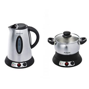 Hot Pot und Wasserkocher Aquagrad M9119