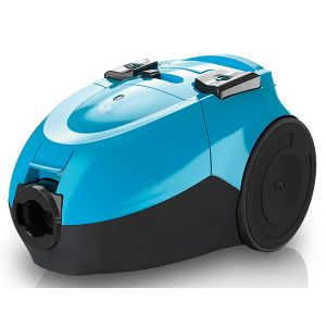 """POPSTER """"Splash Blue"""" Staubsauger mit Beutel DD7374-8"""