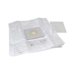 Dust bag kit (4x dust bag, 1x motor protection filter)  for DD7070, DD7014, DD7114, DD7274, DD7275, DD7374, DD7375, DD7700, DD7710, DD7770, Quigg 5390, Allegra - M7000, Swiffy - M7015, Mustang - M7017, Cargo - M7066, EQU - M7100, EQU 2 - M7101, M7102, M71