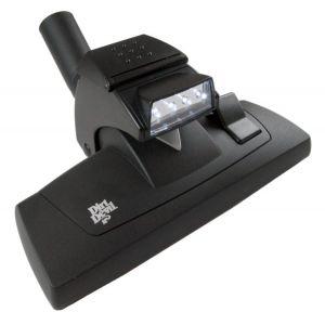 Bodendüse mit LED Headlight Aufsatz M210-2 für Staubsauger mit & ohne Beutel