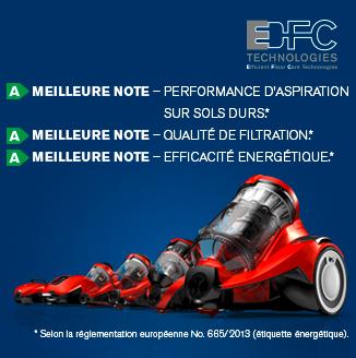 EFC range
